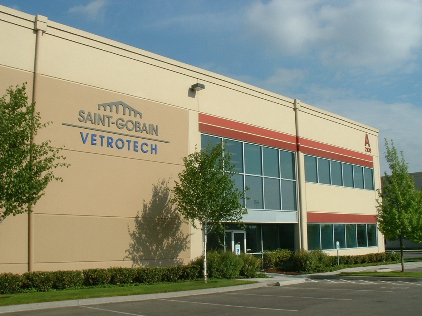 Vetrotech Saint-Gobain History - North America Offices Seattle