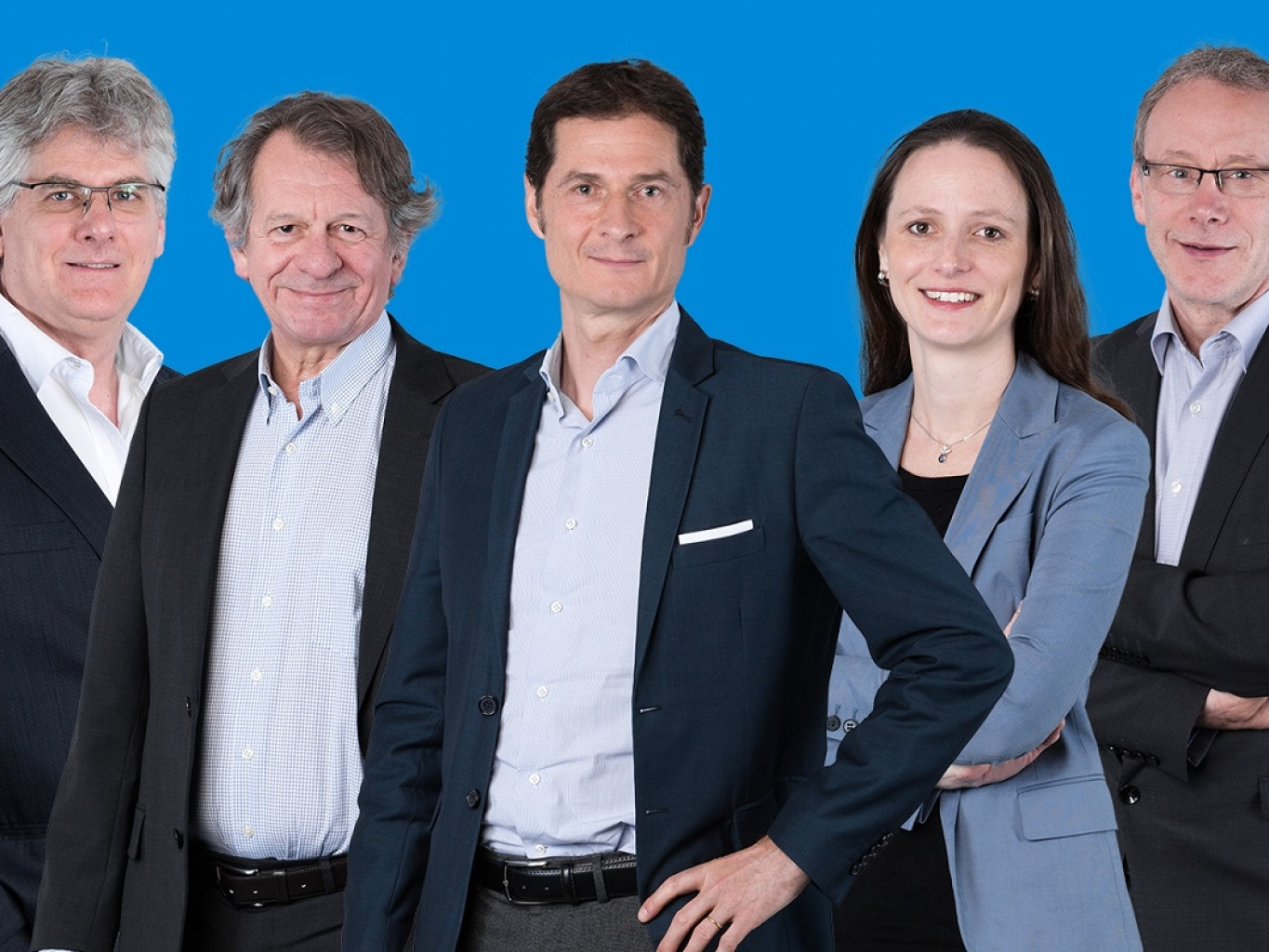Vetrotech Saint-Gobain History - New Management Team