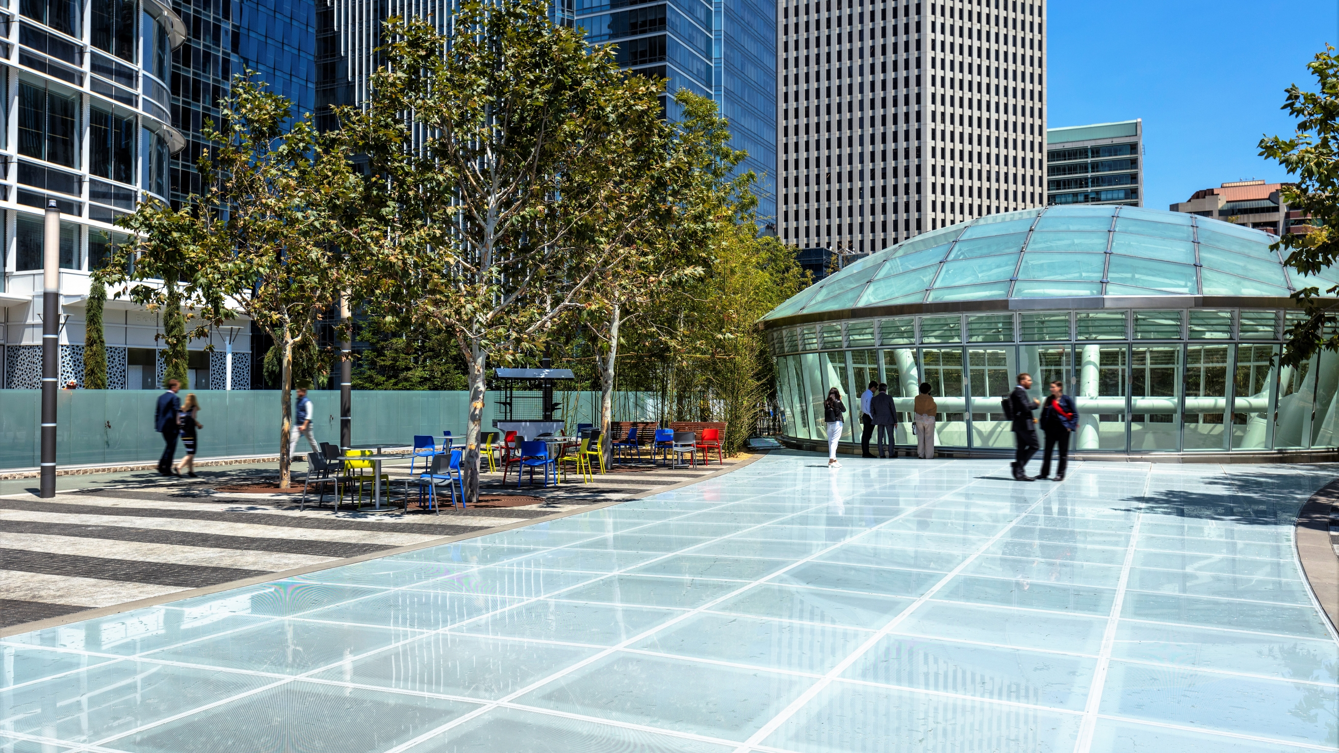 Transbay Transport Center