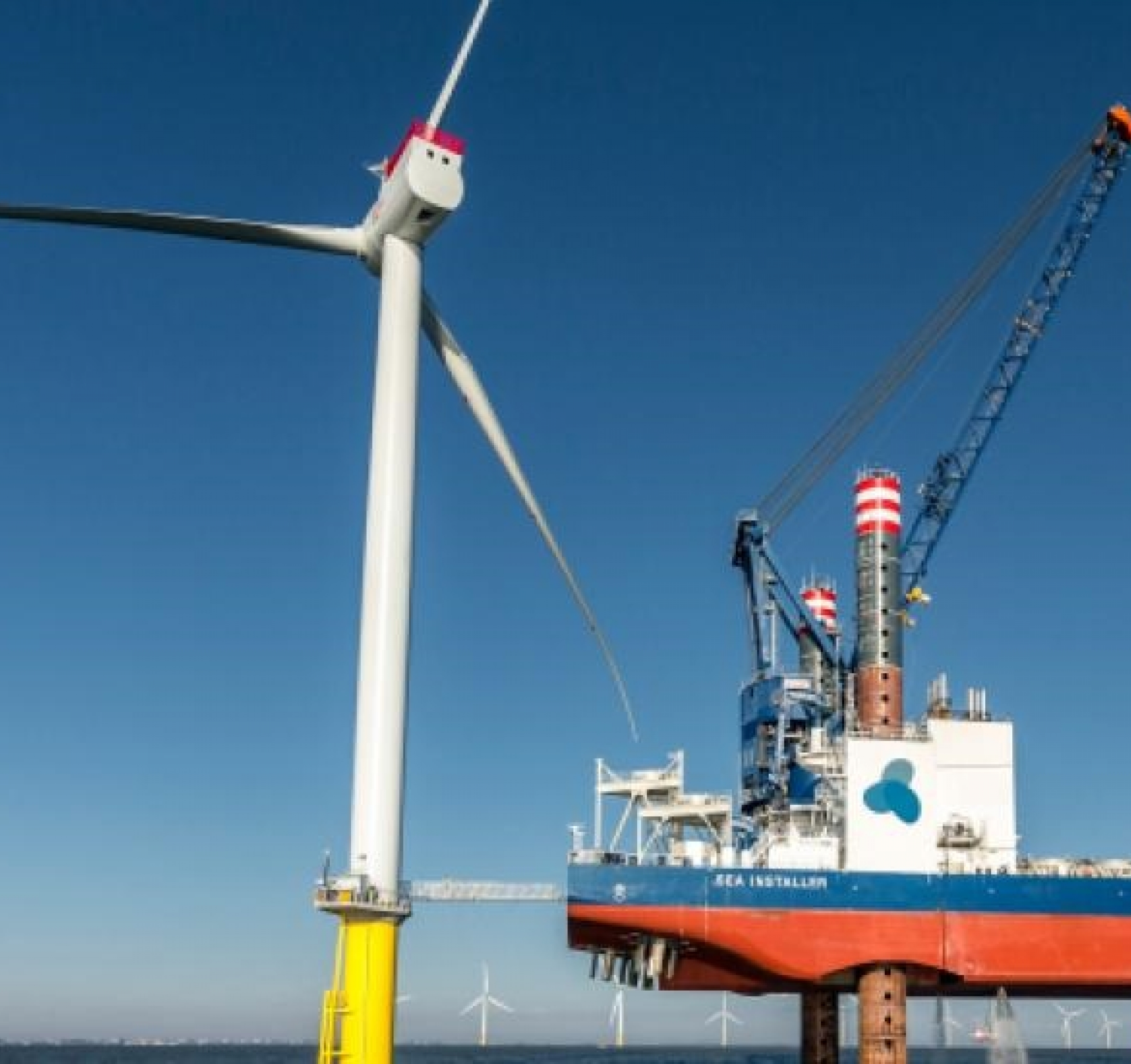 Vetrotech Saint-Gobain Marine - Specialty-Vessel, Wind Mill Installer